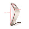 Stainless Steel Motorcycle Scooter Carry Bag Bottle Hanger Convenience Helmet Hook Fit for Yamaha NMAX 155 NVX 155 AEROX 155 15-20 XMAX 125 250 300 400 18-20