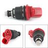 1PCS Fuel Injectors 16600-96E01 Fit for Nissan Altima Maxima Sentra Infiniti Q45 J30 G20 Red