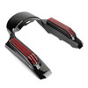 Rear Fender Mudguard Fit for Road King FLHR Electra Glide Ultra Limited Street Glide FLHX 14-18 Red