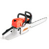 "22"" 52CC Gasoline Chainsaw Cutting Wood Gas Sawing Aluminum Crankcase Chain Saw"