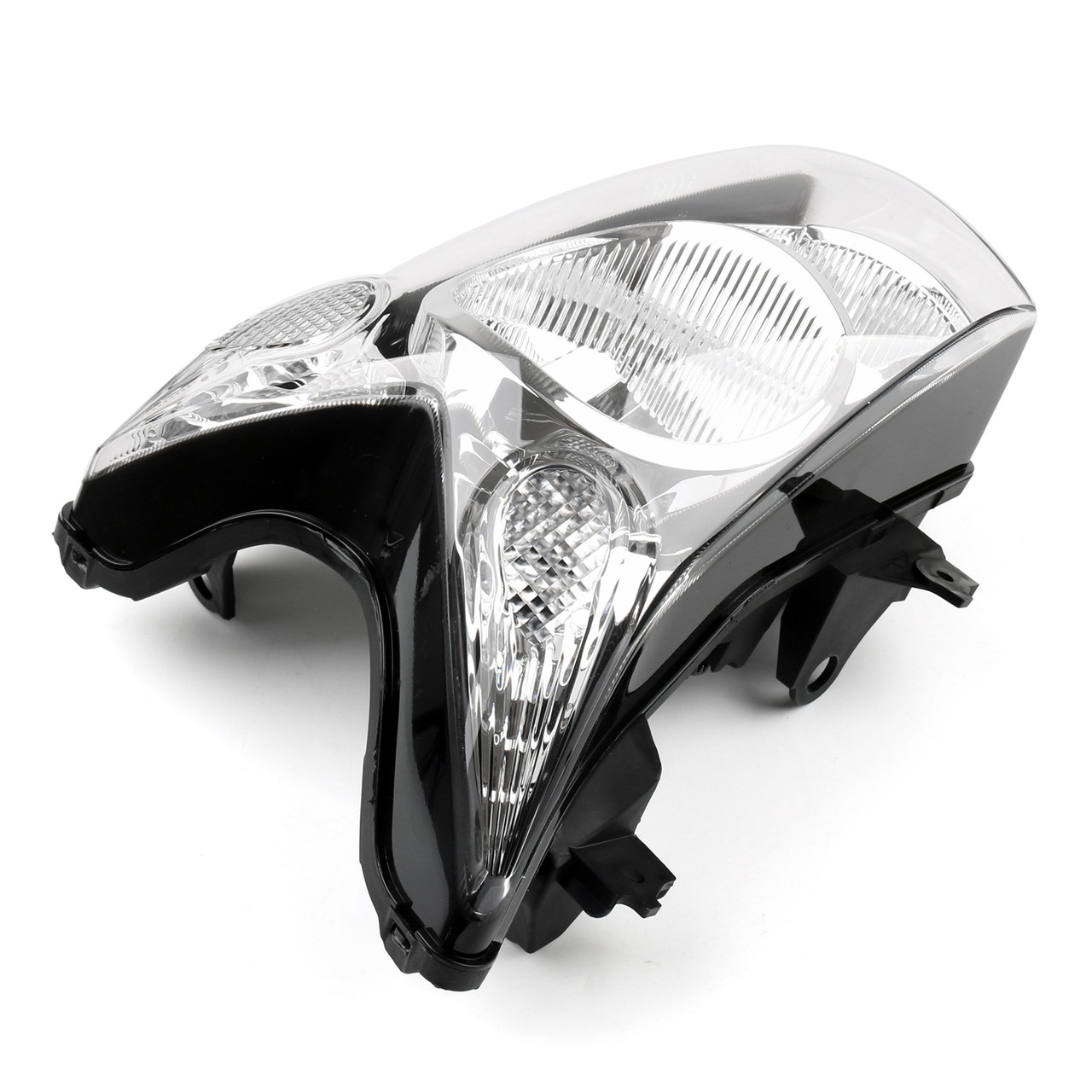 Headlight Assembly Headlamp Kawasaki ER-6N (2009-2010) Clear
