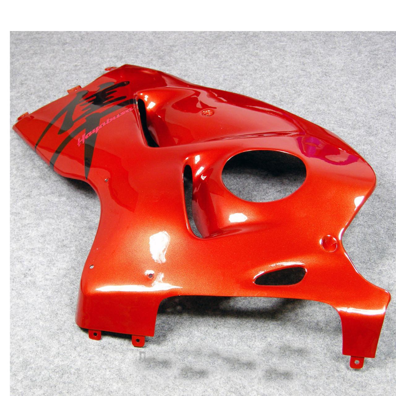 Fairings Suzuki GSX1300 Hayabusa Orange Metallic Hayabusa Racing  (1999-2007)