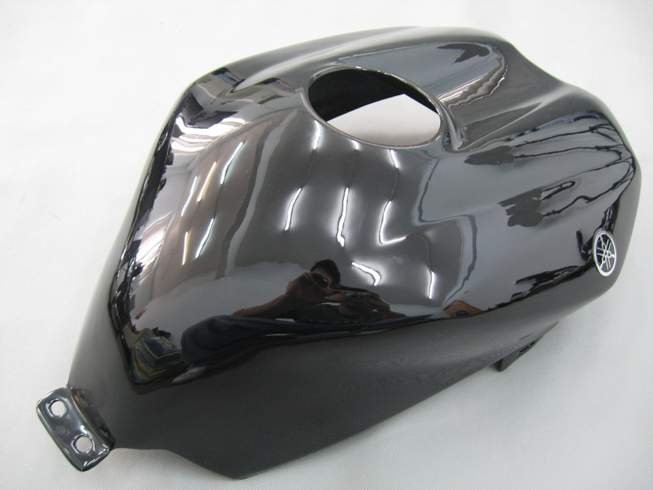 Fairings Yamaha YZF-R1 Black White R1 Racing (2004-2006)