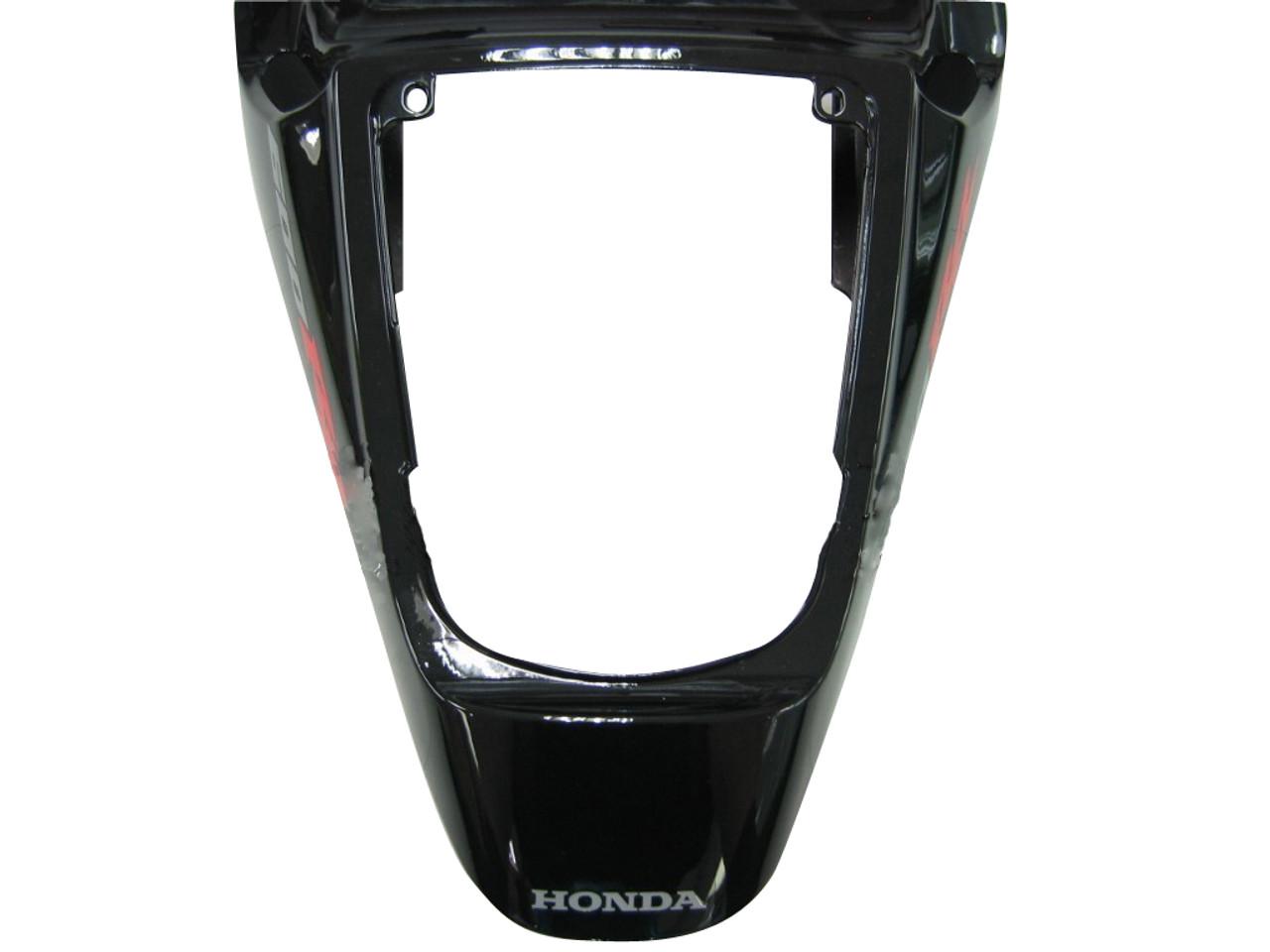 Fairings Honda CBR 600 RR Black & Silver CBR Racing (2003-2004)