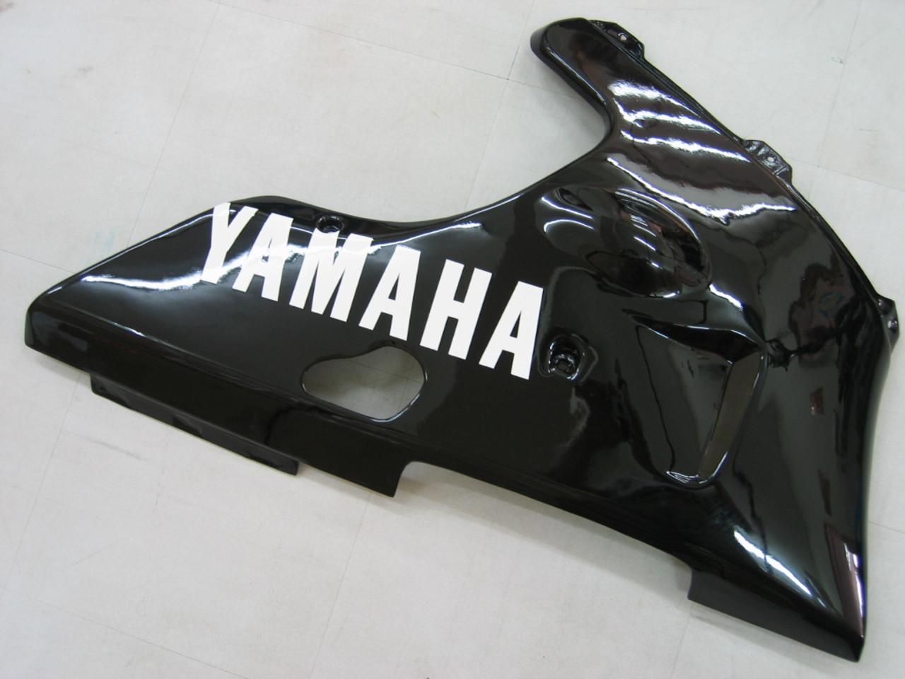 Fairings Yamaha YZF-R1 Black YZF Racing (2000-2001)