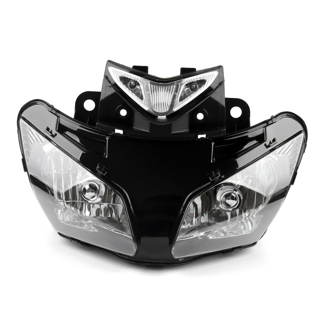 Headlight Assembly Headlamp Honda CBR500RR (2013-2015) Clear