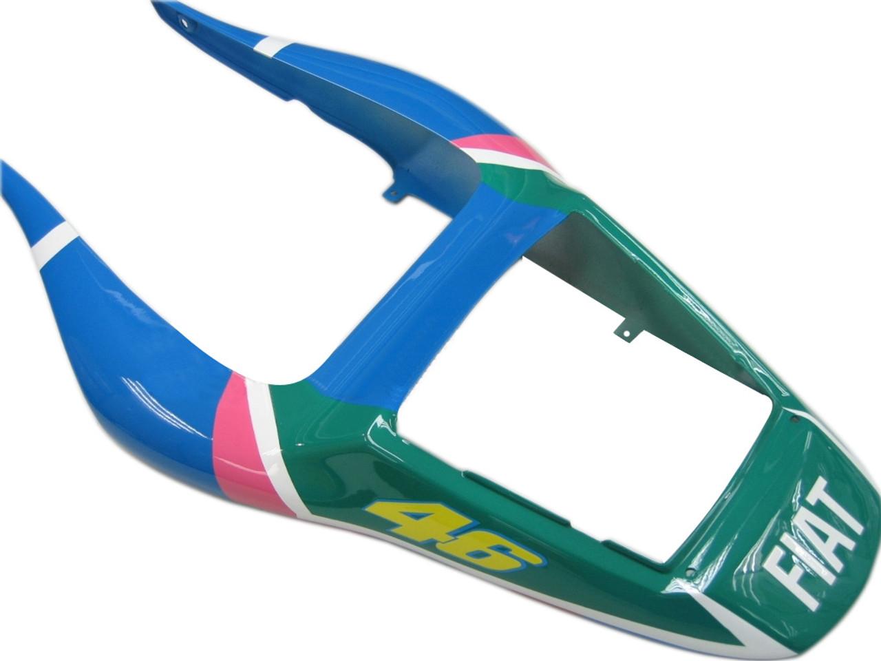 Fairings Yamaha YZF-R6 Multi-Color No.46 R6 Racing (1998-2002)
