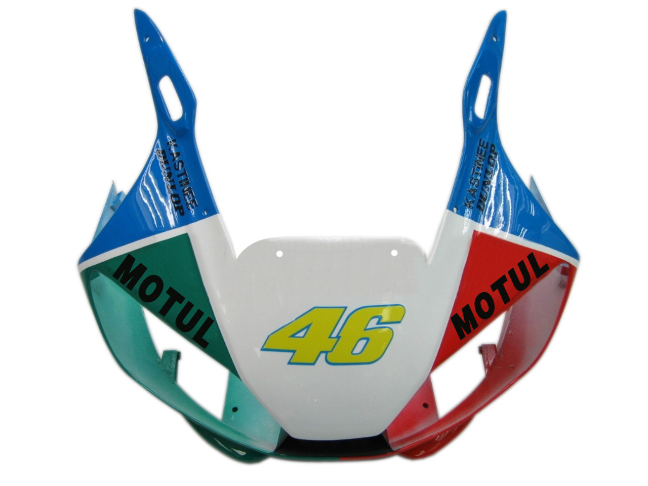 Fairings Yamaha YZF-R6 Multi-Color No.46 R6 Racing (1998-2002)