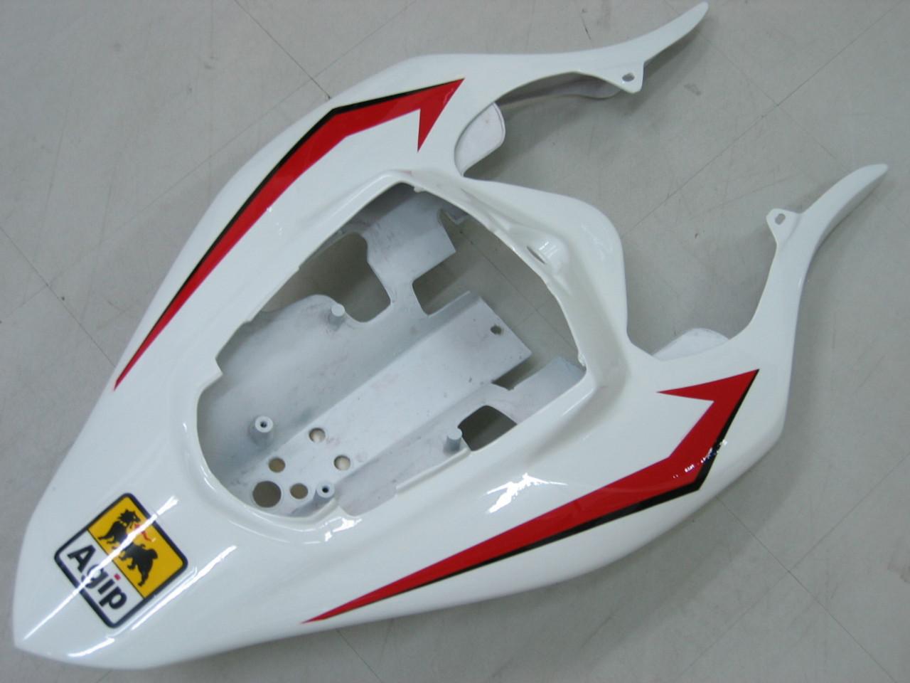 Fairings Yamaha YZF-R1 White Red R1 Racing (2004-2006)