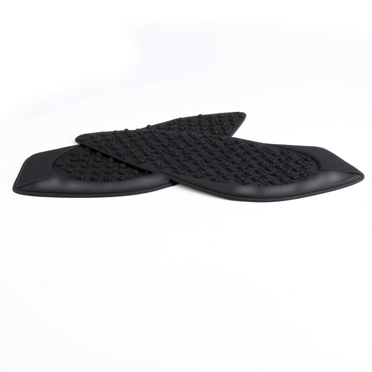 Tank Traction Pad Side Gas Knee Grip Protector Kawasaki Ninja ZX6R (2009-2016) Black