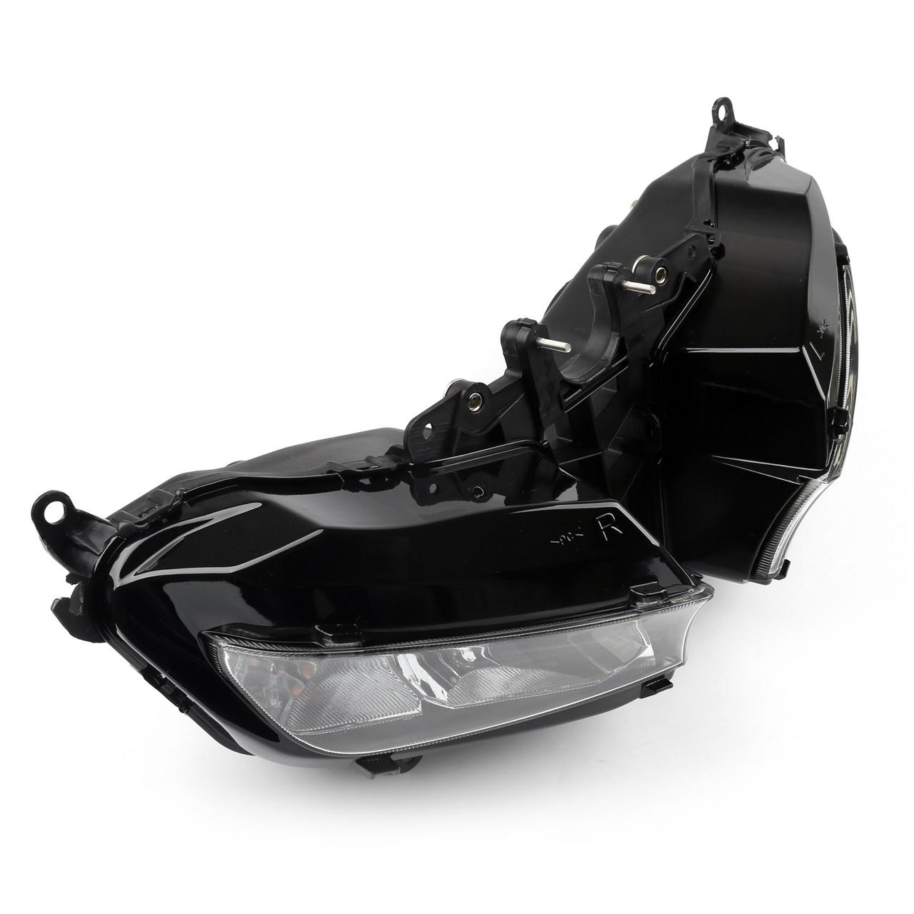 Headlight Assembly Headlamp Honda CBR600RR (2013-2015) Clear