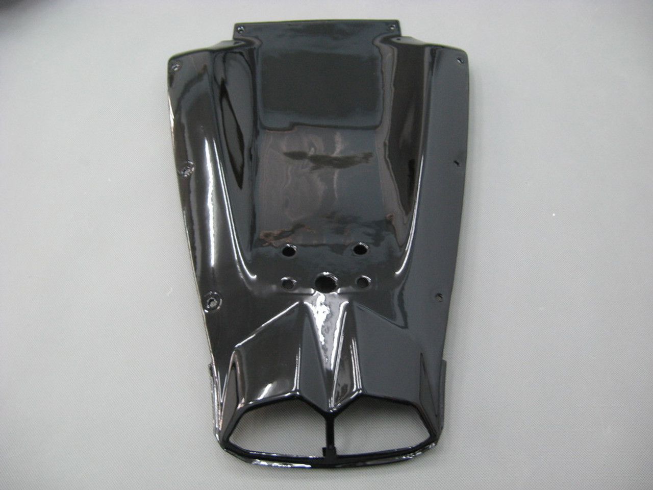 Fairings Yamaha YZF-R6 Contrast Black  R6 Racing (2003-2005)