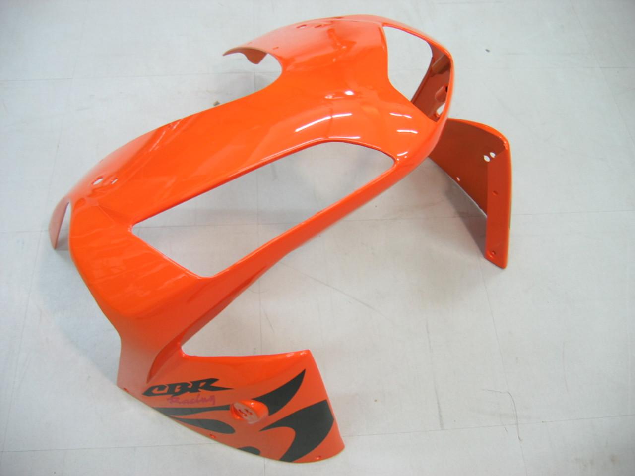 Fairings Honda CBR 600 RR Orang & Black Flame Racing (2003-2004)