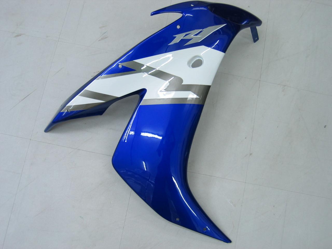 Fairings Yamaha YZF-R1 Blue Black R1 Racing (2004-2006)