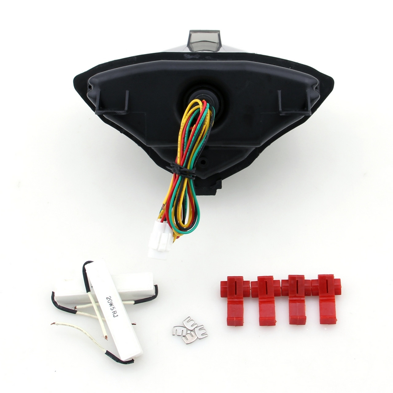 TailLight with integrated Turn Signals for Yamaha YZF R1  (2004-2006) Smoke