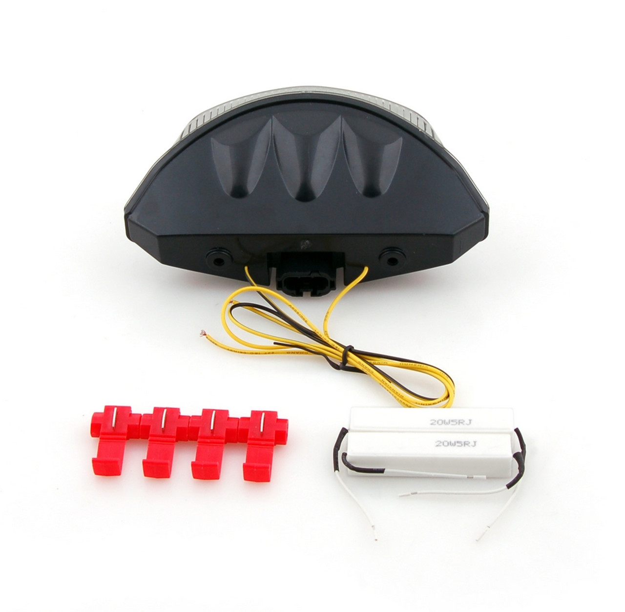 LED Taillight integrated Turn Signals Ducati Monstel 696796 1100 1100S (2008-2010) Smoke