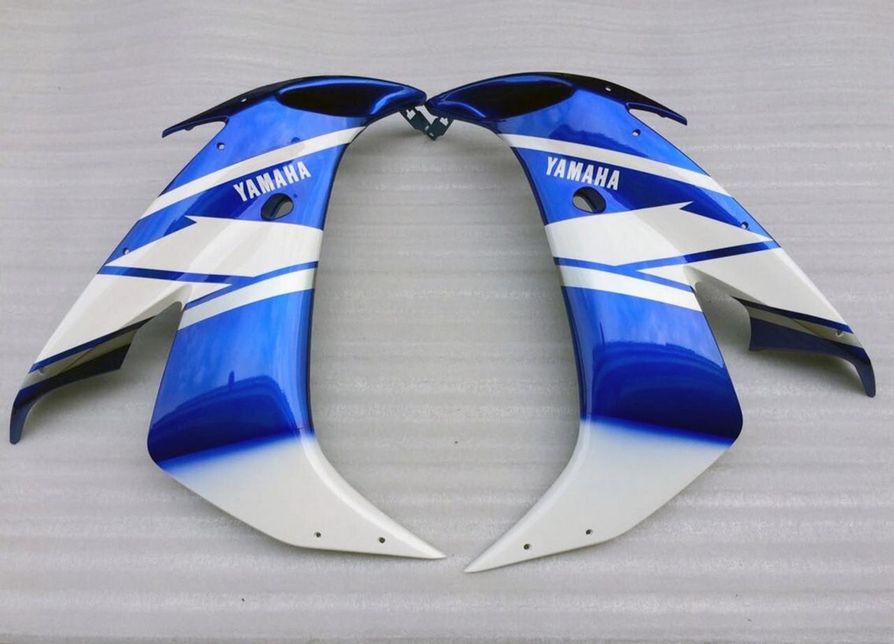 Fairings Yamaha YZF-R1 Blue White Black FIMER Racing (2004-2006)