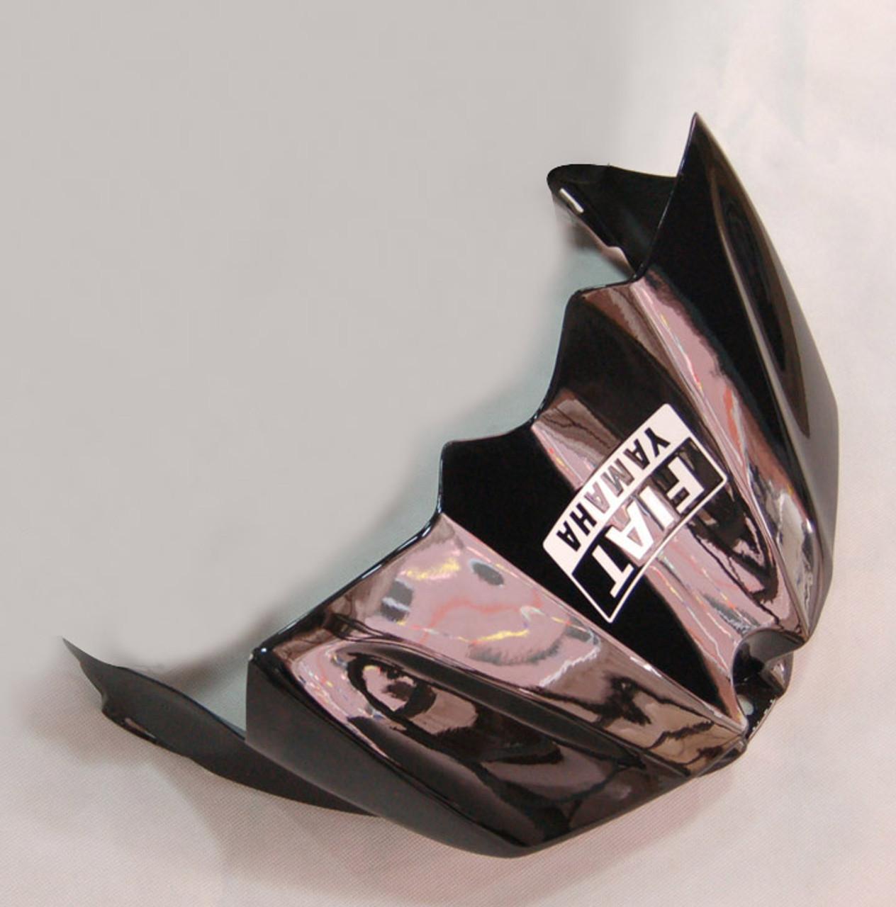 Fairings Yamaha YZF-R1 Black FIAT R1 Racing (2007-2008)