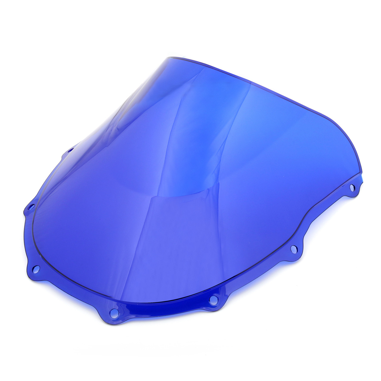 Windscreen Windshield Screen Protector Kawasaki Ninja ZX7R ZX 7R (1996-2003) Blue