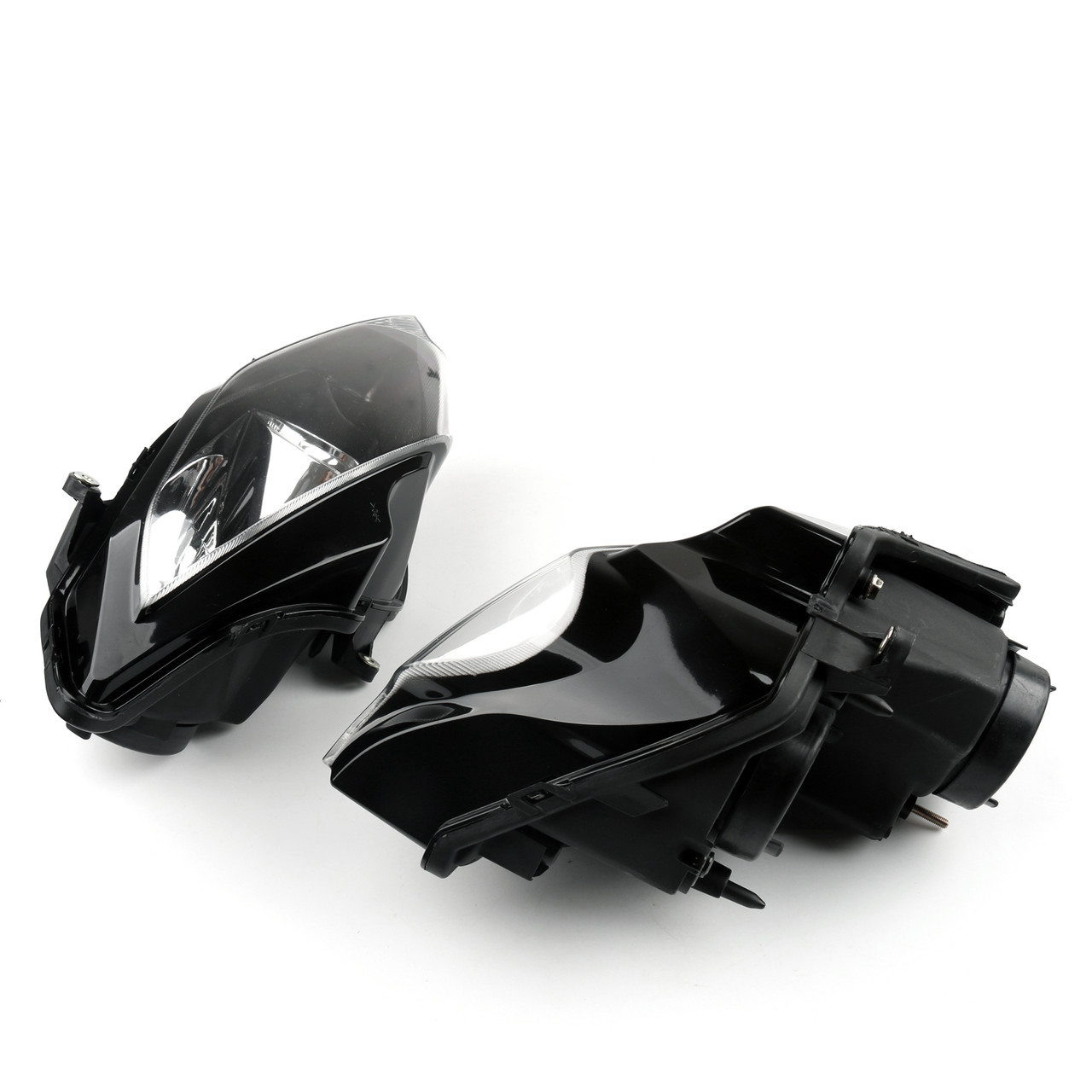 Headlight Assembly Headlamp Honda VFR800 (2002-2012) Clear