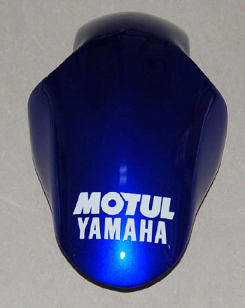 Fairings Yamaha YZF-R6 White & Blue No.46 FIAT R6 Racing (1998-2002)