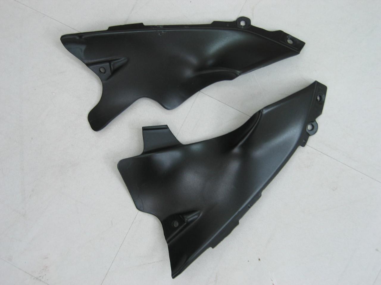Fairings Yamaha YZF-R1 Contrast  Black R1 Racing (2004-2006)