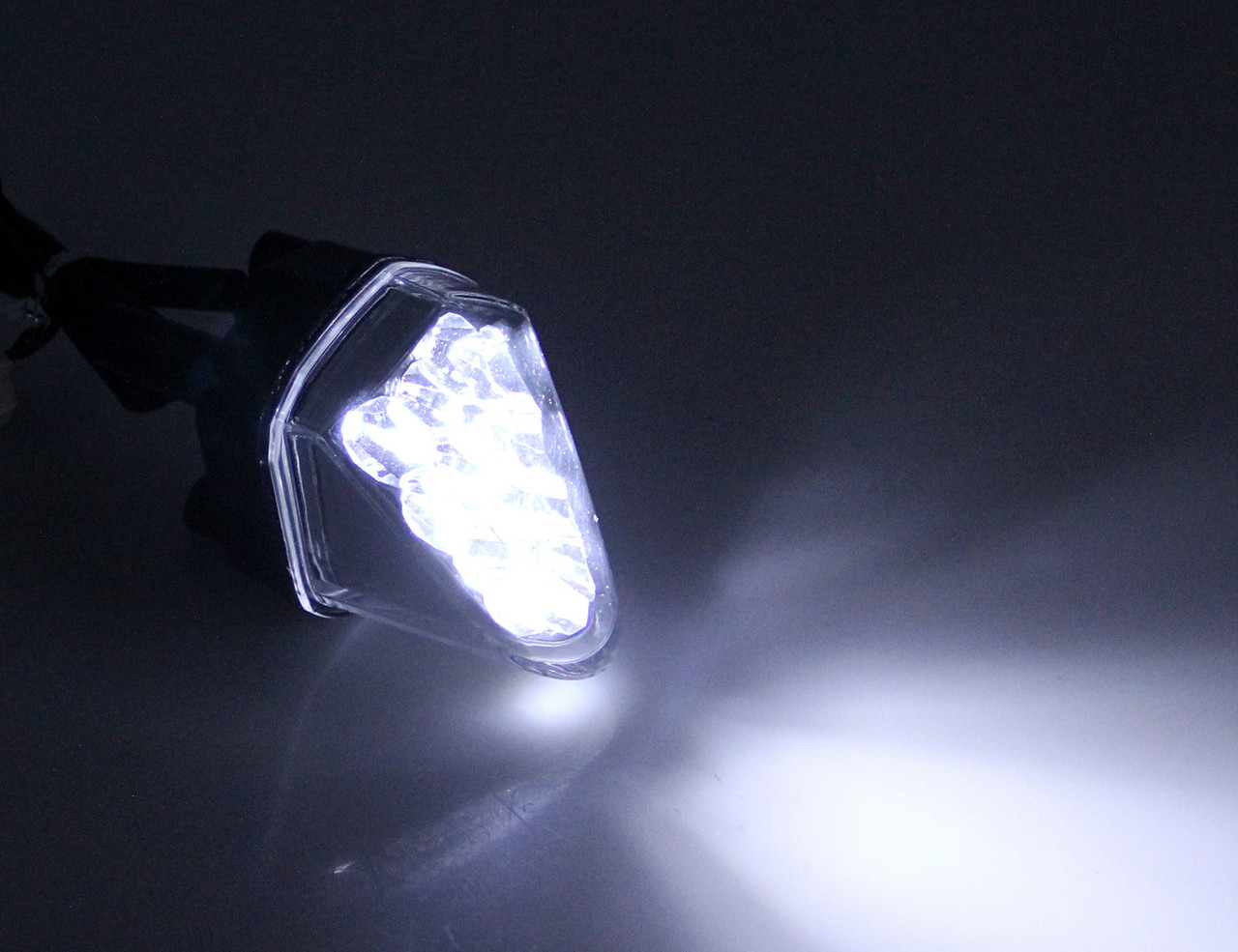 Running Light Upper Head Front Center Super Bright LED Yamaha YZF R6 (2006-2007)