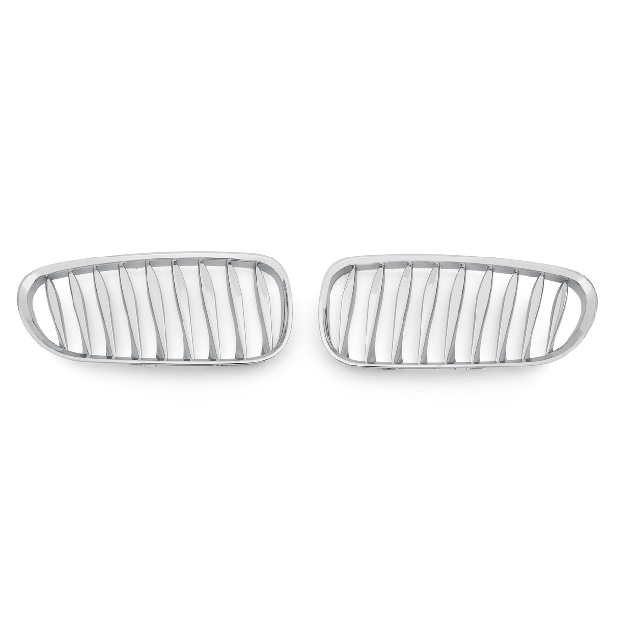 Sports Kidney Grille Grill For BMW Z4 E85 E86 (2003-2008), Chrome