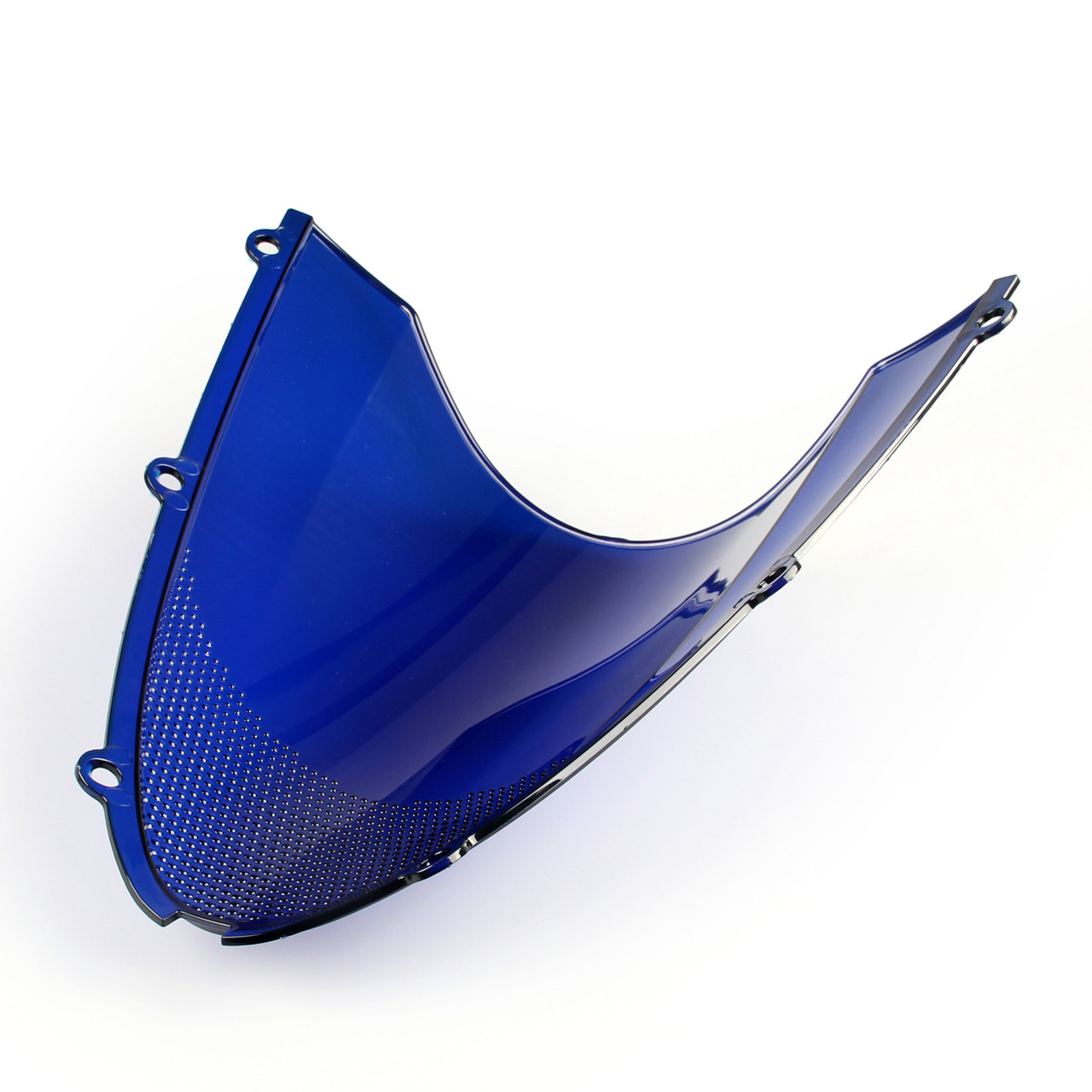 Windshield WindScreen Kawasaki ZX6R (05-08) ZX10R (2006-2007) Blue