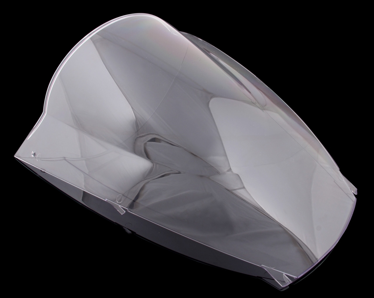 Windscreen Windshield Kawasaki Ninja ZX12 R (2002-2004), Double Bubble, Clear
