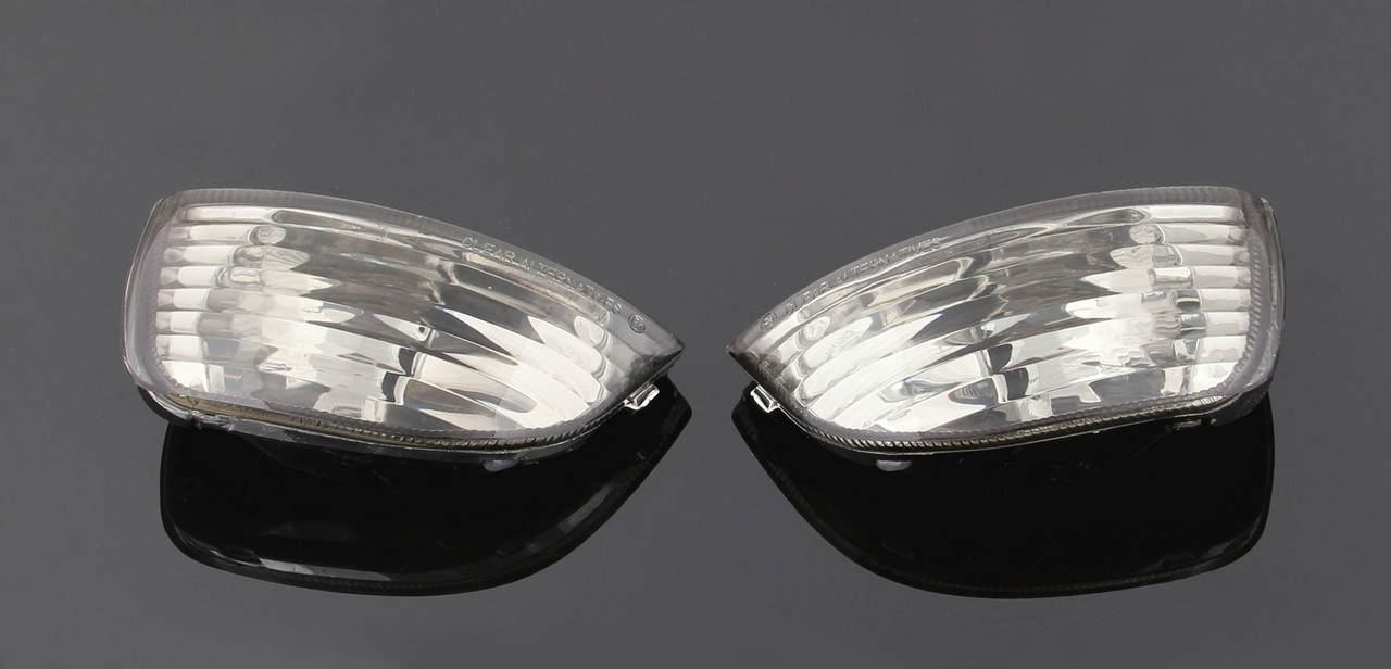Front Turn Signals Lens For Triumph Sprint ST 2005-2007 Smoke
