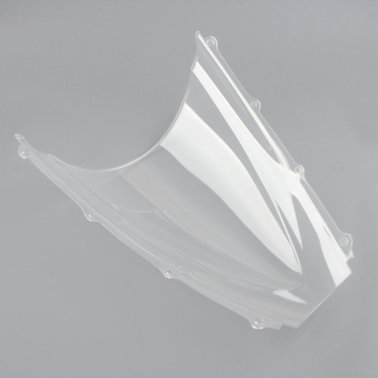 Windscreen Windshield Triumph Daytona 675 (2006-2008) Double Bubble, Clear