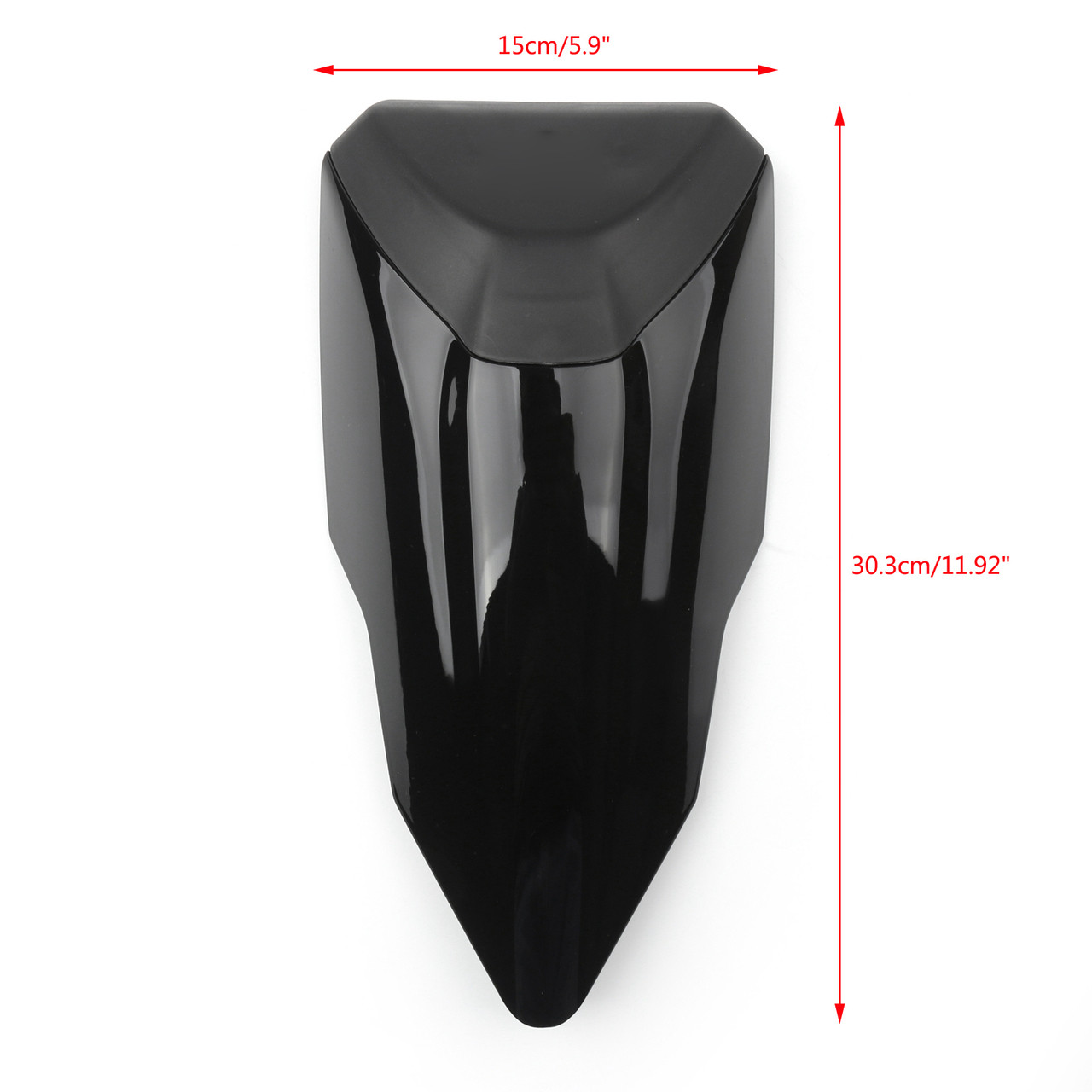 Rear Tail Solo Seat Cover Cowl Fairing for Ducati 1299 Panigale (2015-2018) Black