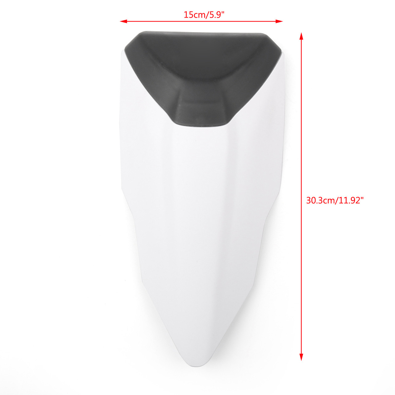 Rear Tail Solo Seat Cover Cowl Fairing for Ducati 1299 Panigale (2015-2016) White
