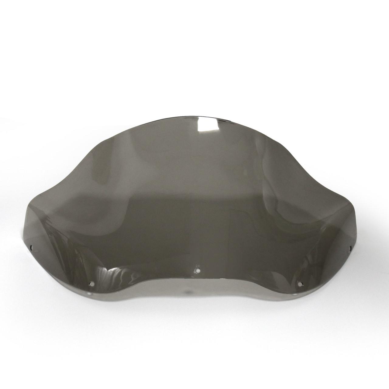 Windshield Windscreen 13 inch Fairing For Harley Road Glide FLTR (2008-2013) A