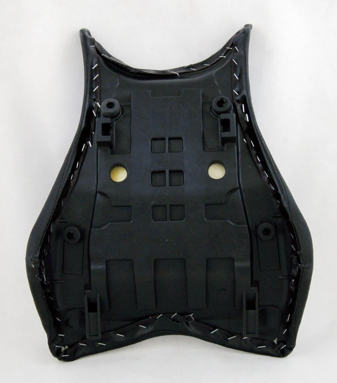 Driver Rider seat cover For Honda CBR 1000 RR (2008-2011) FlameBL (M512-F002-FlameBL)