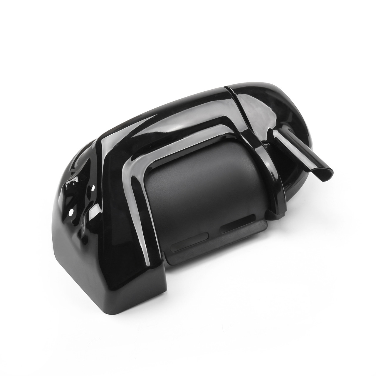 Lower Vented Leg Fairings Glove Box For Harley Road Street Electra Glide 1983-13