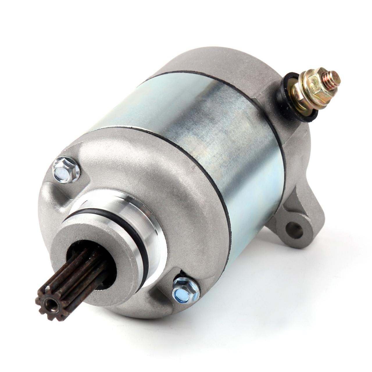 Motor Starter For Honda CBR125R 2004-2010 RS 2005-2006 RW 2005-2010 CBR150R Silver
