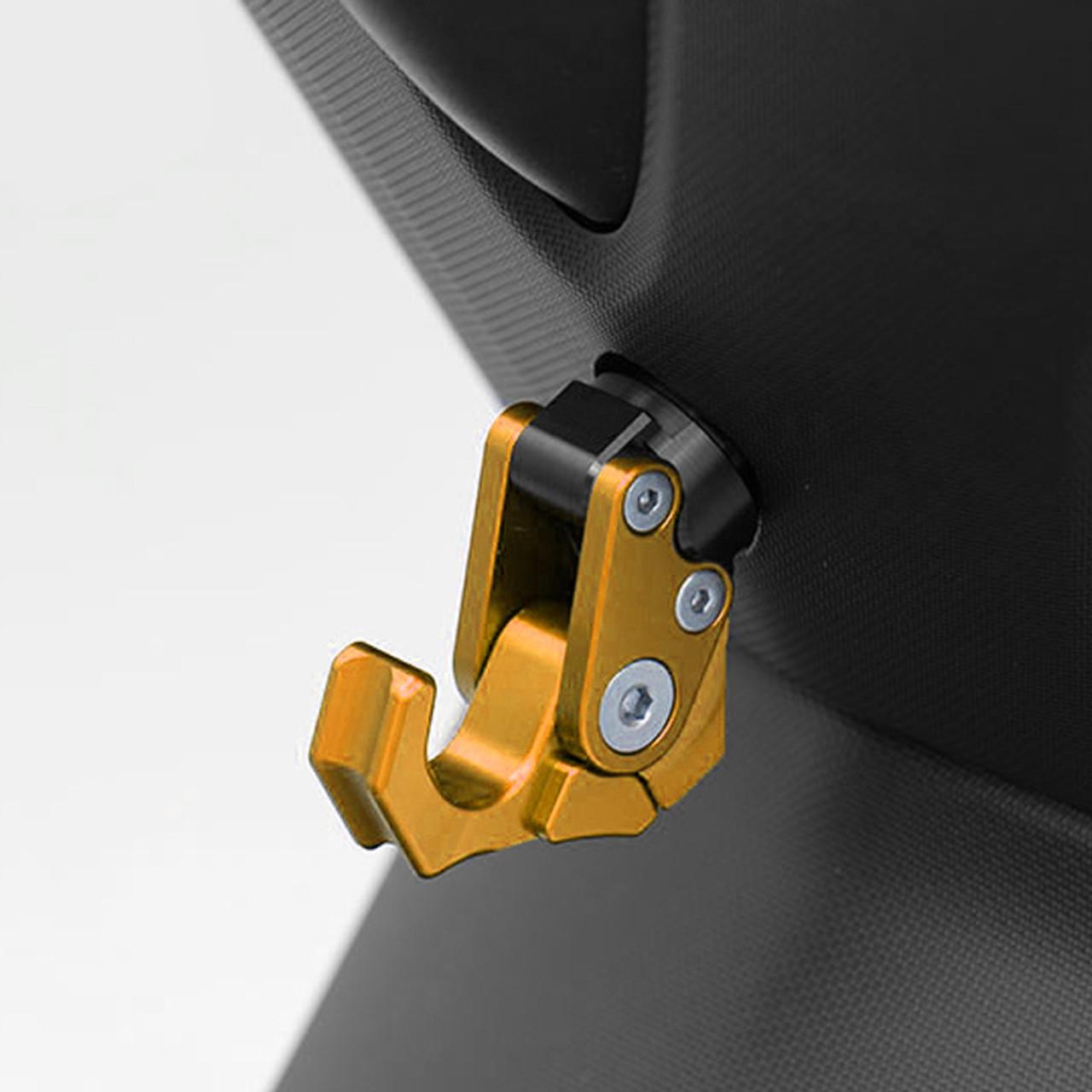 Carry Helmet Bottle Hanger Holder CNC Aluminum Alloy Hooks for Yamaha NMAX 155 2015-2018155GD