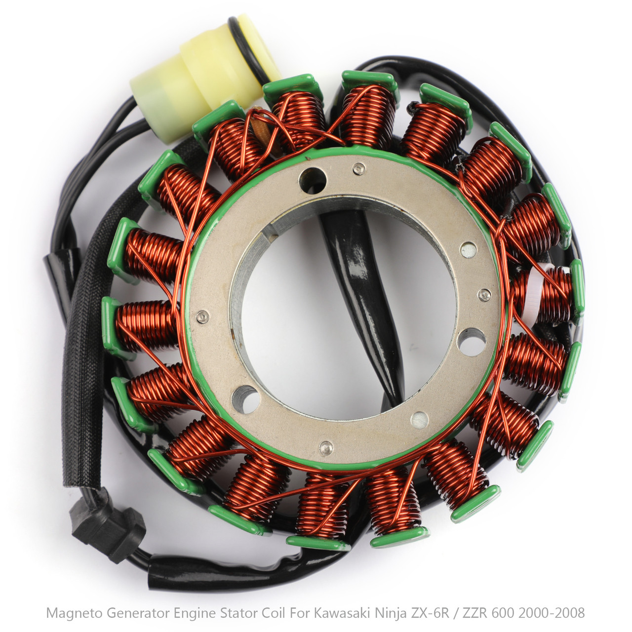 Generator Stator For Kawasaki ZX600 Ninja ZX-6R 2005 ZX-6R 00-02 ZZR600 ZX600 06-08 ZX636 Ninja ZX-6R 02
