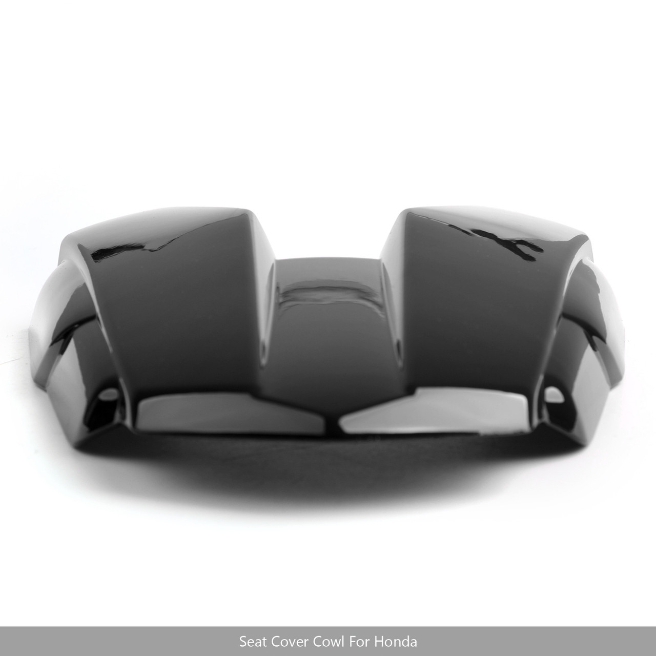 Rear Seat Cover Cowl Fairing Body Tail For Honda CB500F CBR500R 2016-2018 Black