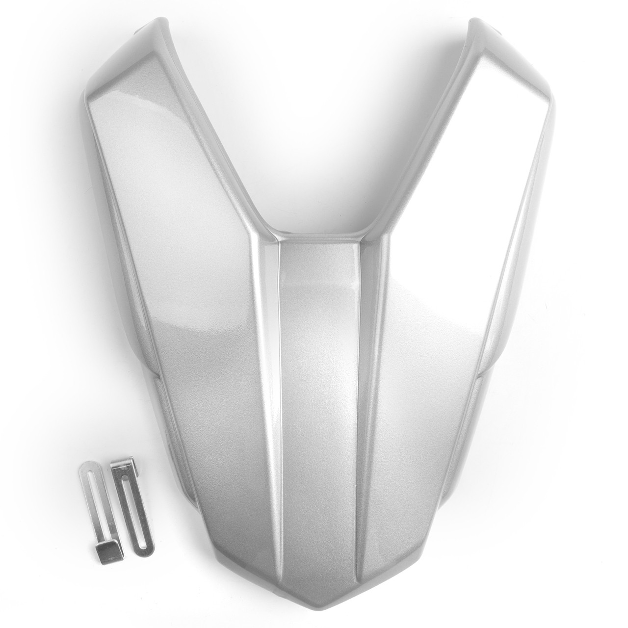 Rear Seat Cover Cowl Fairing Body Tail For Honda CB500F CBR500R 2016-2018 Silver