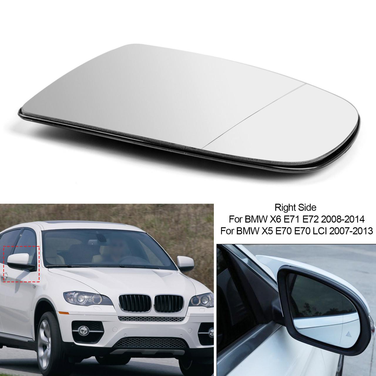 BMW X5 X6 E70 E71 E72 Heated Wing Side Mirror