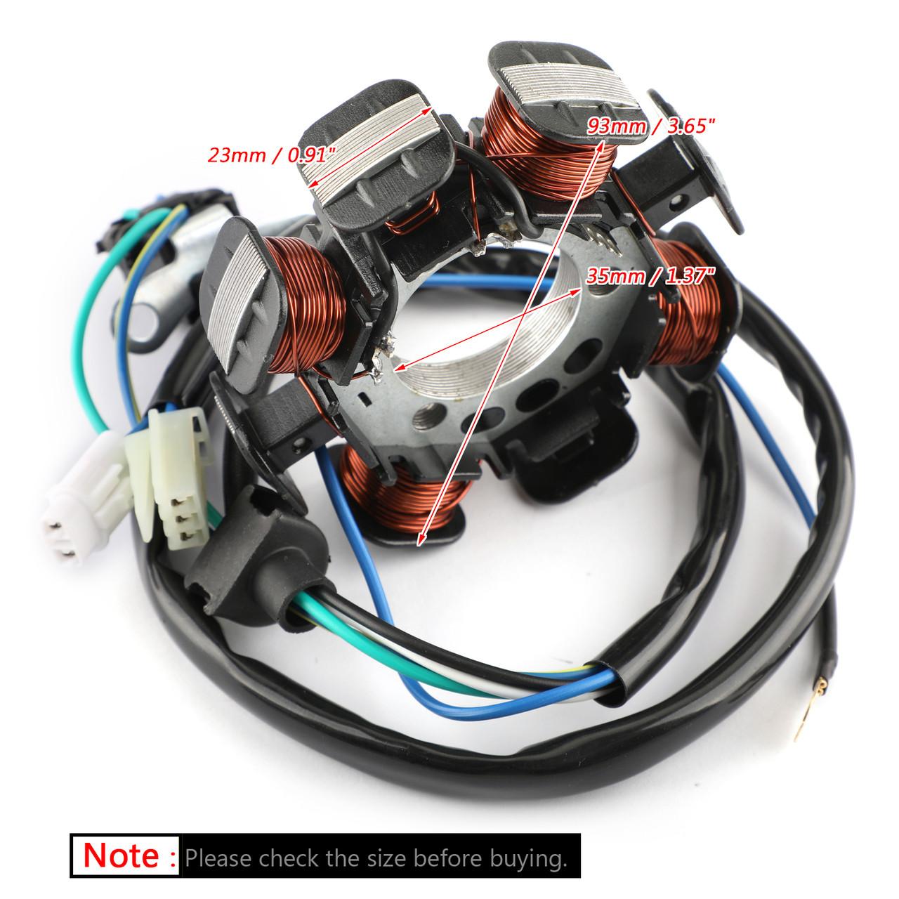 Alternator Stator Coil For Yamaha TTR230 TT-R230 05-17