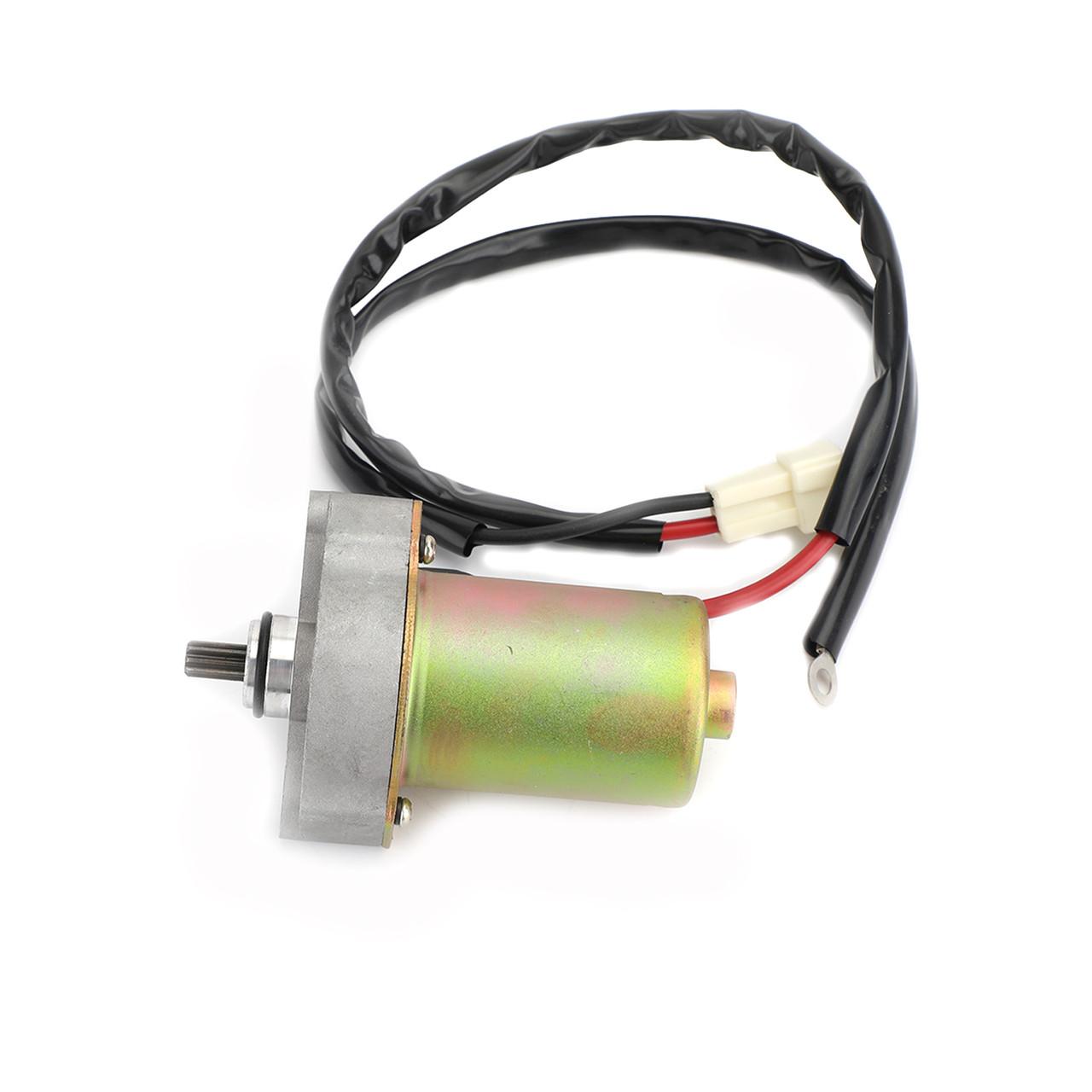 Starter Motor Fit for Polaris Sportsman / Outlaw 90 ATV 07-14/16 # 0453478 Gold