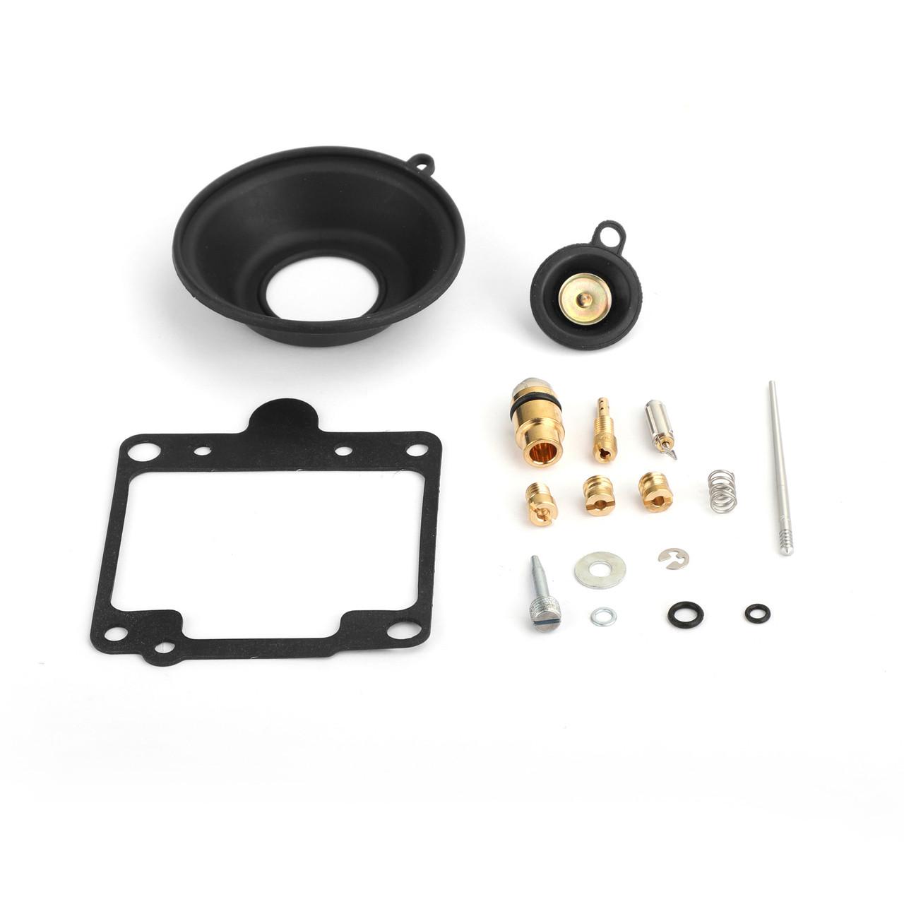 Carburetor Repair Rebuild Kit For Yamaha XS400S 80-82