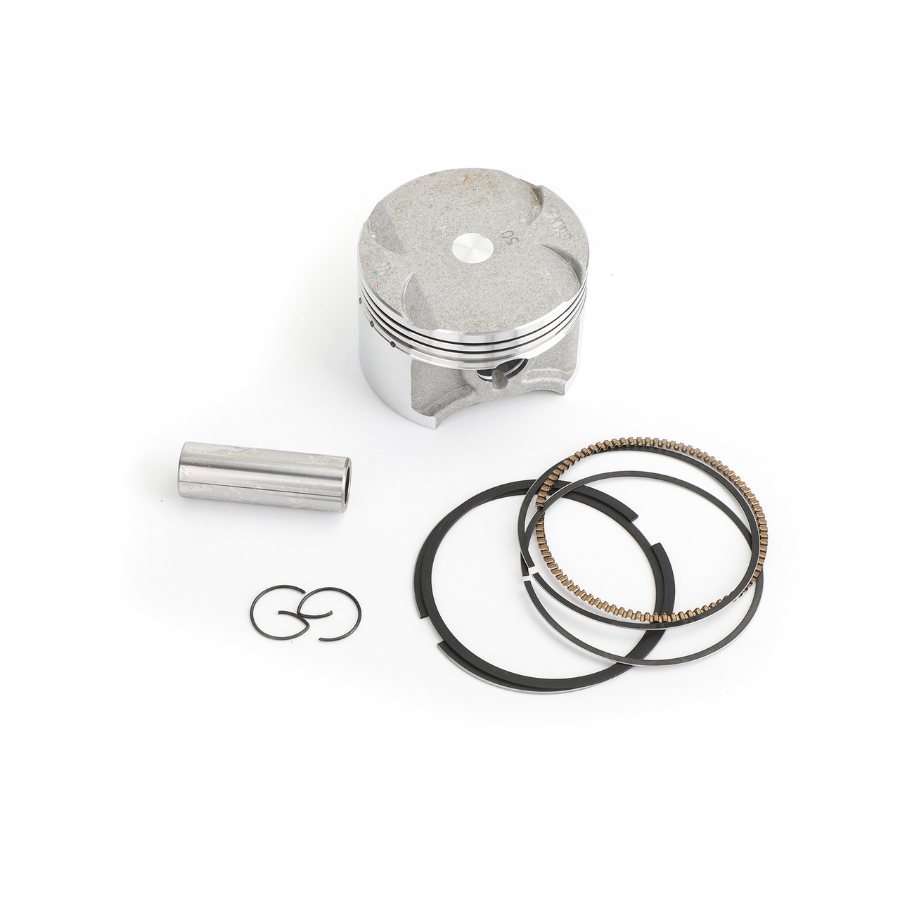Piston Pin Ring Kit Bore Size ?70.50mm For Honda NX250 AX-1 88-93 NX250 2 90 93