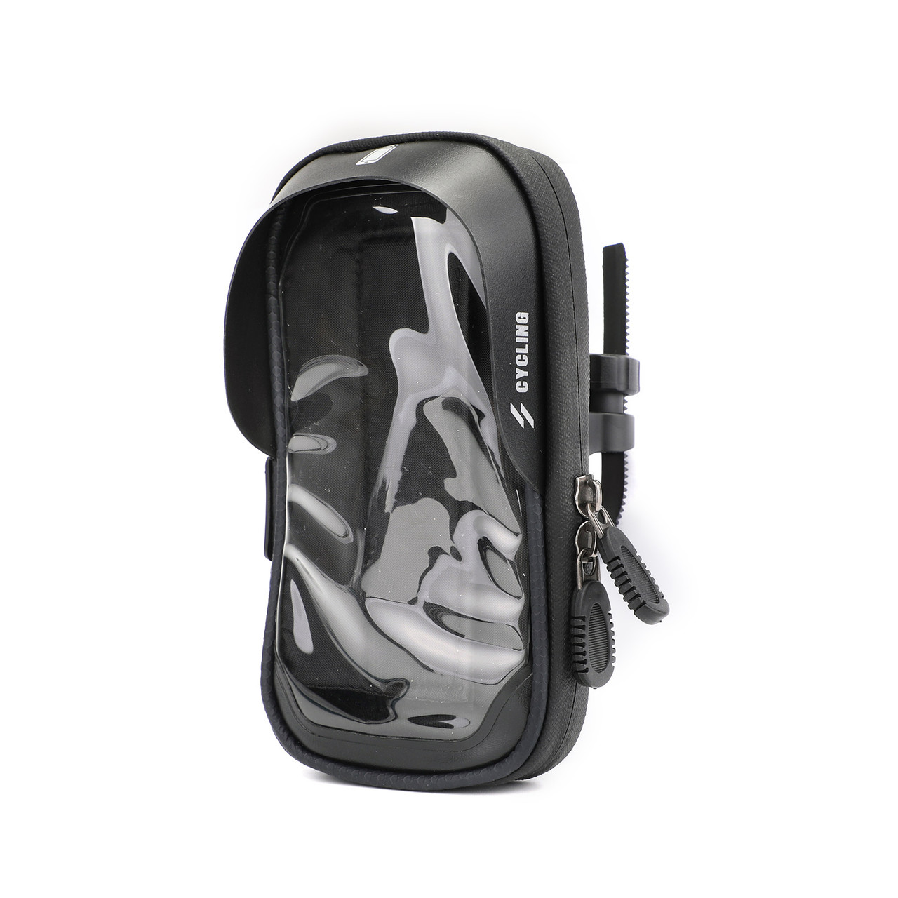 "5.8"" Waterproof Motorcycle Bicycle Handlebar Mount Holder Case For Cell Phone"