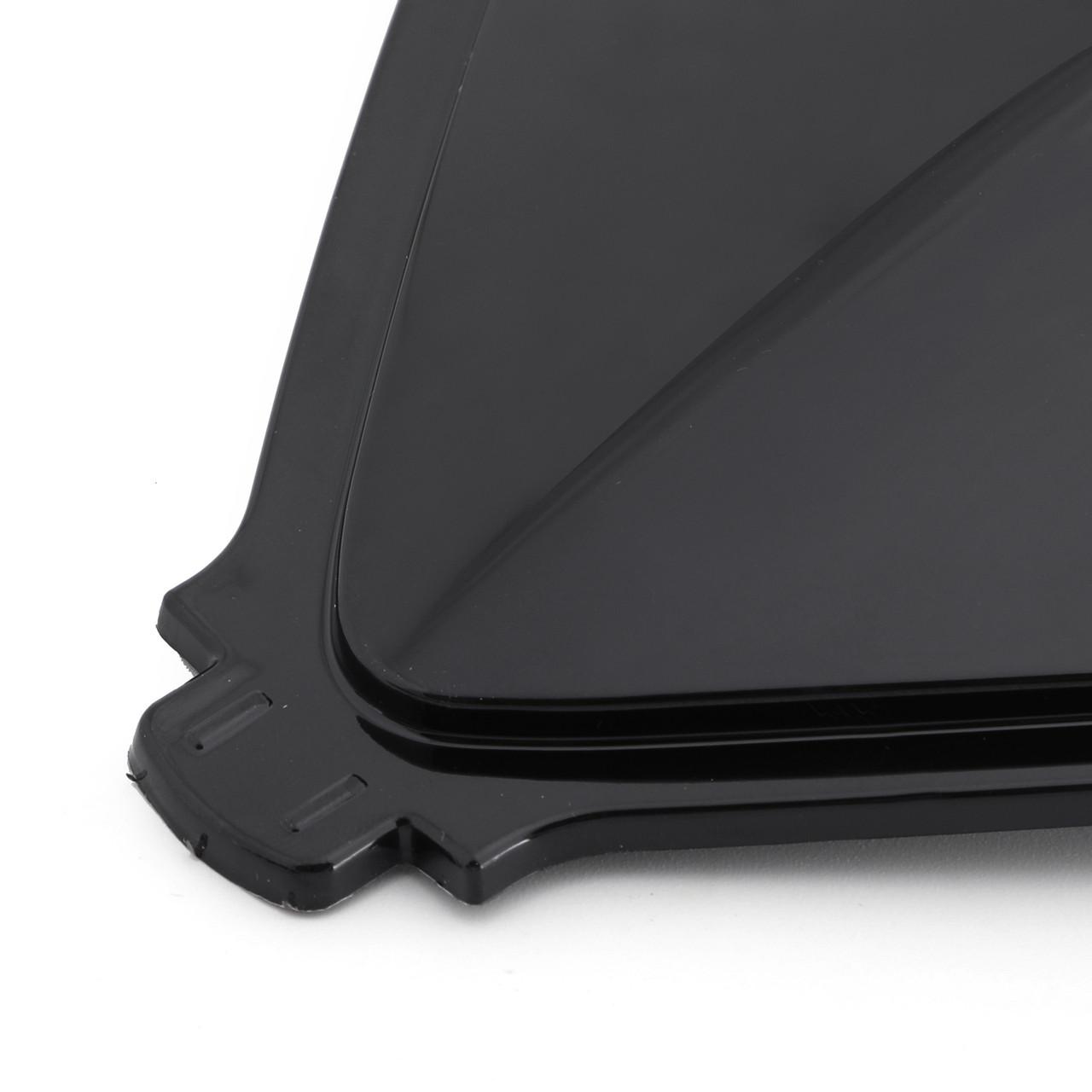 ABS Windshield Windscreen Wind Shield Protector For Honda CBR650R CBR 650 R 2019 Black