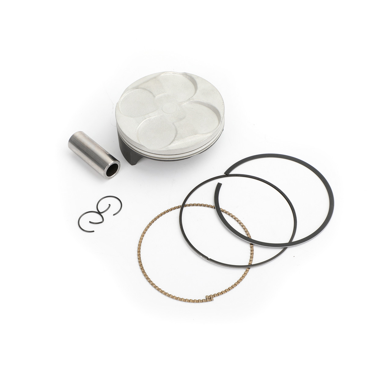 Piston Rings Pin Clips Kit 78mm For Honda CRF250R CRF250X 04-06 13101-KRN-670